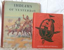 1940 Indians of Yesterday + 67' Leonard Visits...