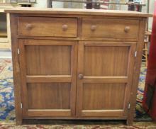 Vintage Solid Wood Server