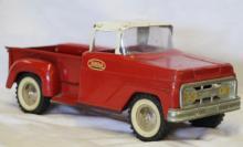 Vintage Red Tonka Truck
