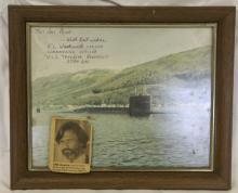U.S.S. Theodore Roosevelt Personalized Photo