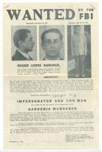 Roger Lewis Gardner - Suspect in the