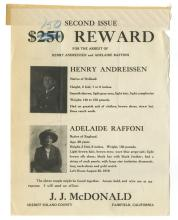 Wanted Poster -