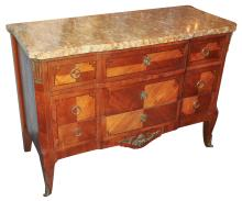 Late 19th Century French Transitional Commode