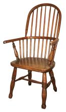 Period English Child's Windsor Armchair