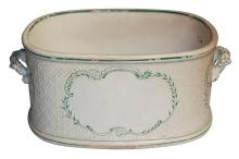 Large Continental Earthenware Jardiniere