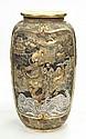 19th-century Japanese Satsuma Vase