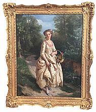 Henry Guillaume Schlesinger, French (1814-1893)