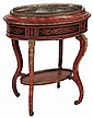 A 19th C. French Inlaid Jardinere,