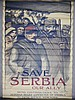 U.S. WWI Propaganda Poster, 1916, Theophile Alexandre Steinlen, $50