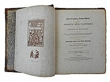 Strutt, J -Sports Pastimes People of England Book