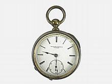 Coin Silver  Pocket Watch, Rockford Watch Co.