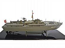 Remote Control Motor Torpedo Boat PT-109, 30
