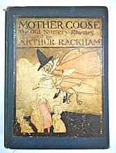 Mother Goose - Illustrated by Arthur Rackham, 1913