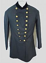 Civil War Era Rhode Island Officer Frock Coat