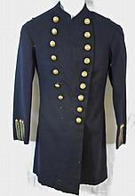 Civil War Era Rhode Island Officer's Frock Coat
