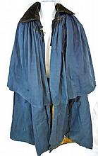 American Revolutionary War Era Cloak, Named