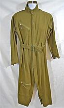 WWII U.S. Army Air Force Type A-4 Flight Suit