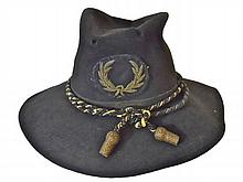 Civil War Era U.S. Army Officer Slouch Hat