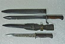 WWI German Bayonet Grouping