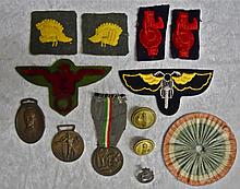 WWI and WWII Italian Military Insignia