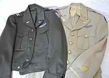 WWII U.S. Army Air Corps Officer Uniform Group