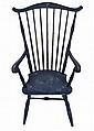 Period Nantucket Style Windsor Chair