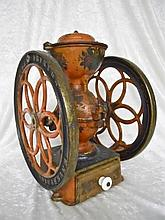Antique Enterprise Mfg. Co. Coffee Grinder