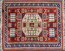 Wool Hand Loomed Oriental Rug