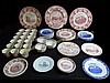 Vintage Plymouth, MA Collectible Ceramics (55 pcs)
