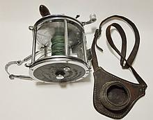 Vintage Penn Senator Fishing Reel and Harness