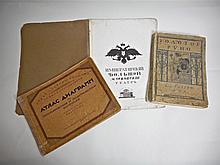 Three Russian Publications 1908-1925
