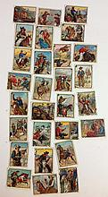 28 Hassan Cowboy Series Tobacco cards