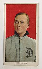 T206 Ty Cobb Sweet Caporal Ciggarette Tobacco card