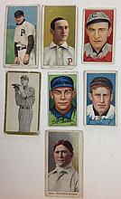 7 T205 & other Tobacco cards