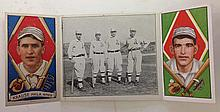 T202 Thomas & Krause-Athletic infield Hassan Tobacco card