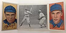 T202 Egan & Hoblitzel - The Pinch Hitter Hassan Tobacco card