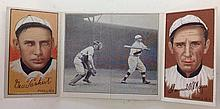 T202 Magee & Paskert - Chase Ready for the Squeeze Play Hassan Tobacco card