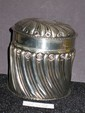 Antique Sterling Silver Cigarette Caddy, 4.20 t.o.
