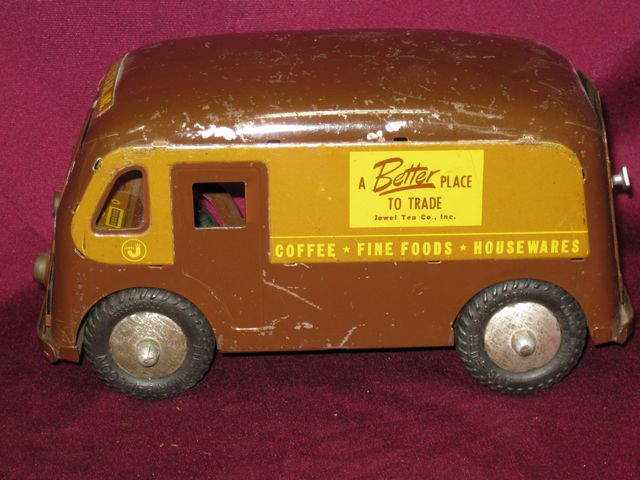 Toy: Jewel Tea Delivery Van