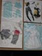 (45 +/-) Items: Vint. Barbie & Friends Outfits