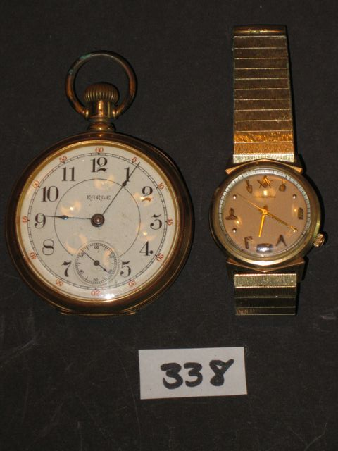 Two Masonic Watches