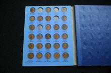 Partial Set of Lincoln Cents