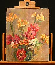 Wavell O'Hair: Floral Still Life