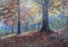 Frank J. Girardin: Autumn Richmond Woods