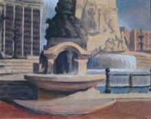 Harry Davis: Monument Circle