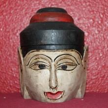 ZODAX Wooden Buddha Trinket / Jewelry / Gift Box
