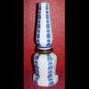 Theodore Alexander Porcelain Hurricane Style Vase