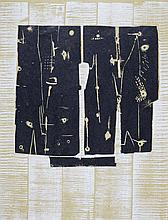 Pietro Consagra woodblockcut