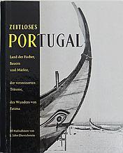 Leo Jahn Dietrichstein, timeless portugal, with artist stamp, signed