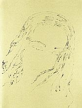 Andy Warhol: a Gold Book 1976, offset lithography on gold foiled paper